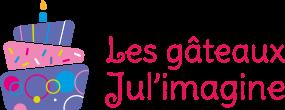 Logo Les gâteaux Jul'imagine