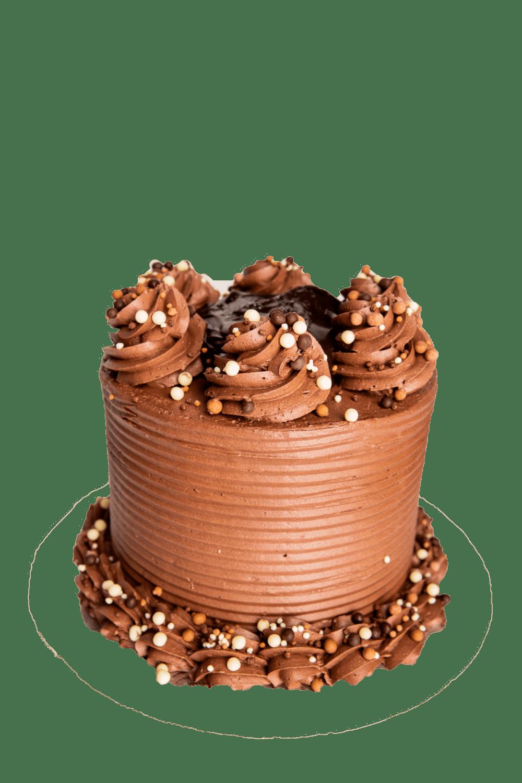 Triple chocolat