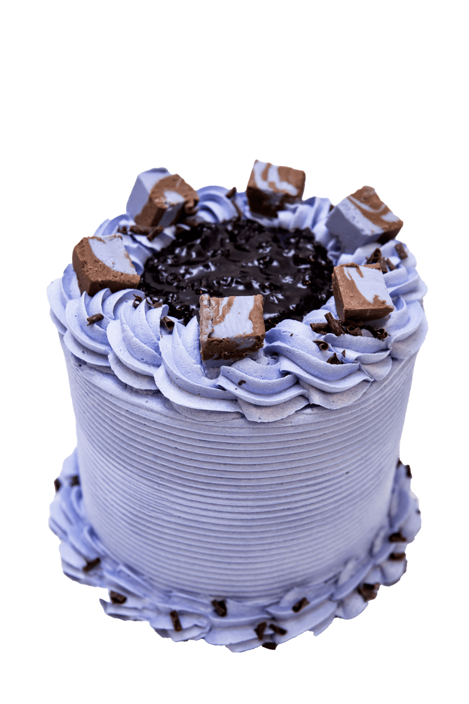 Choco-bleuet