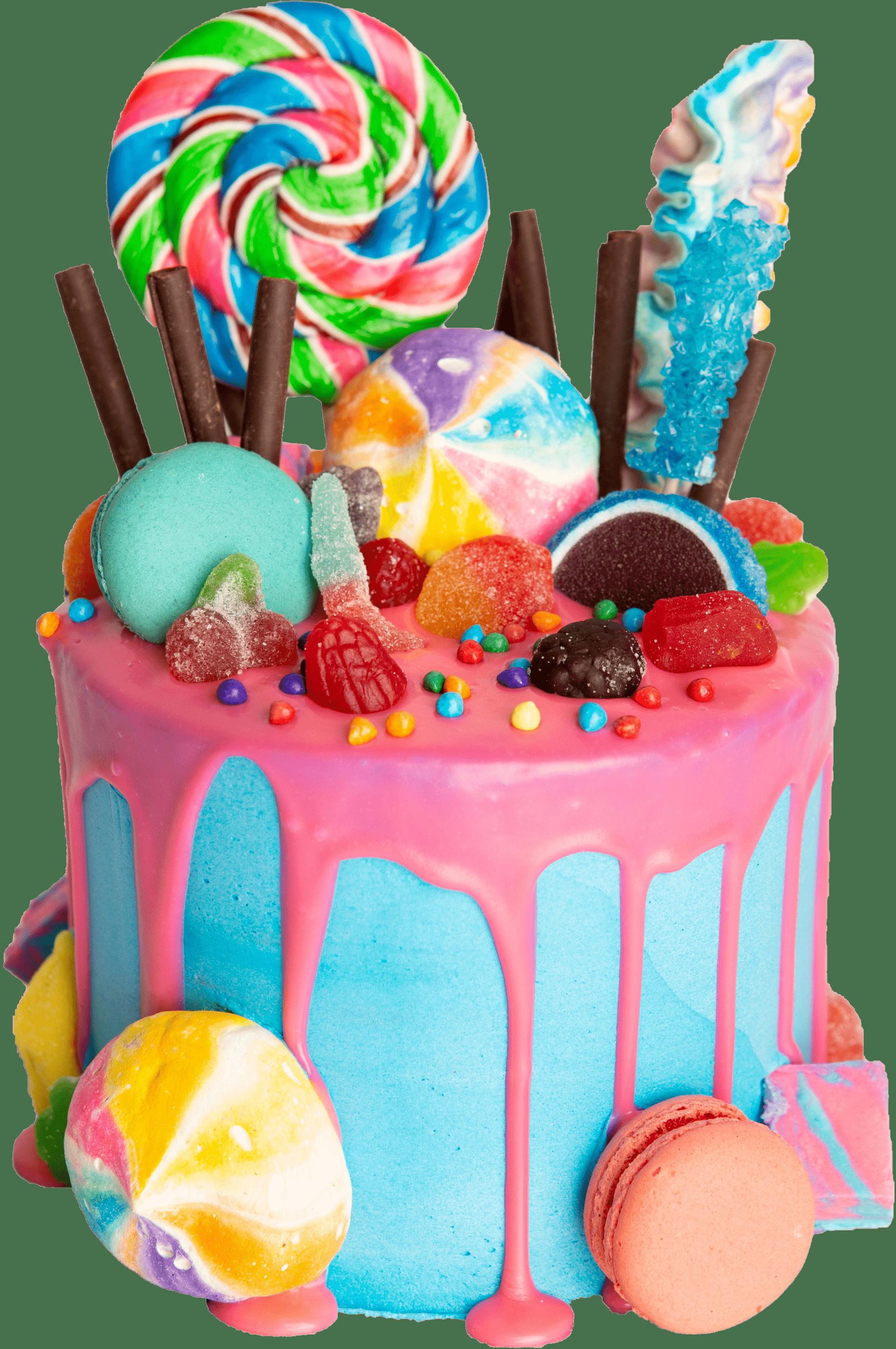 Le Dripcake festif