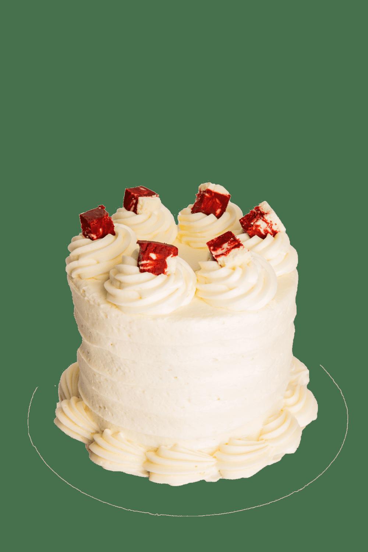 Le Red velvet - 6 portions